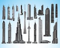 Skyscraper svg #7, Download drawings