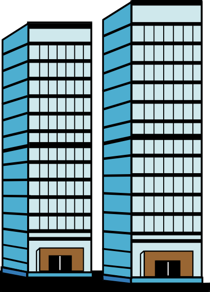 Skyscraper svg #17, Download drawings