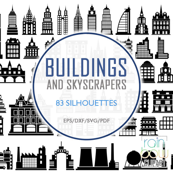 Skyscraper svg #11, Download drawings
