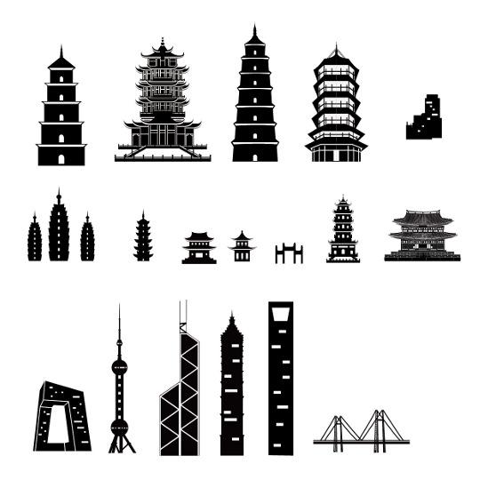 Skyscraper svg #6, Download drawings