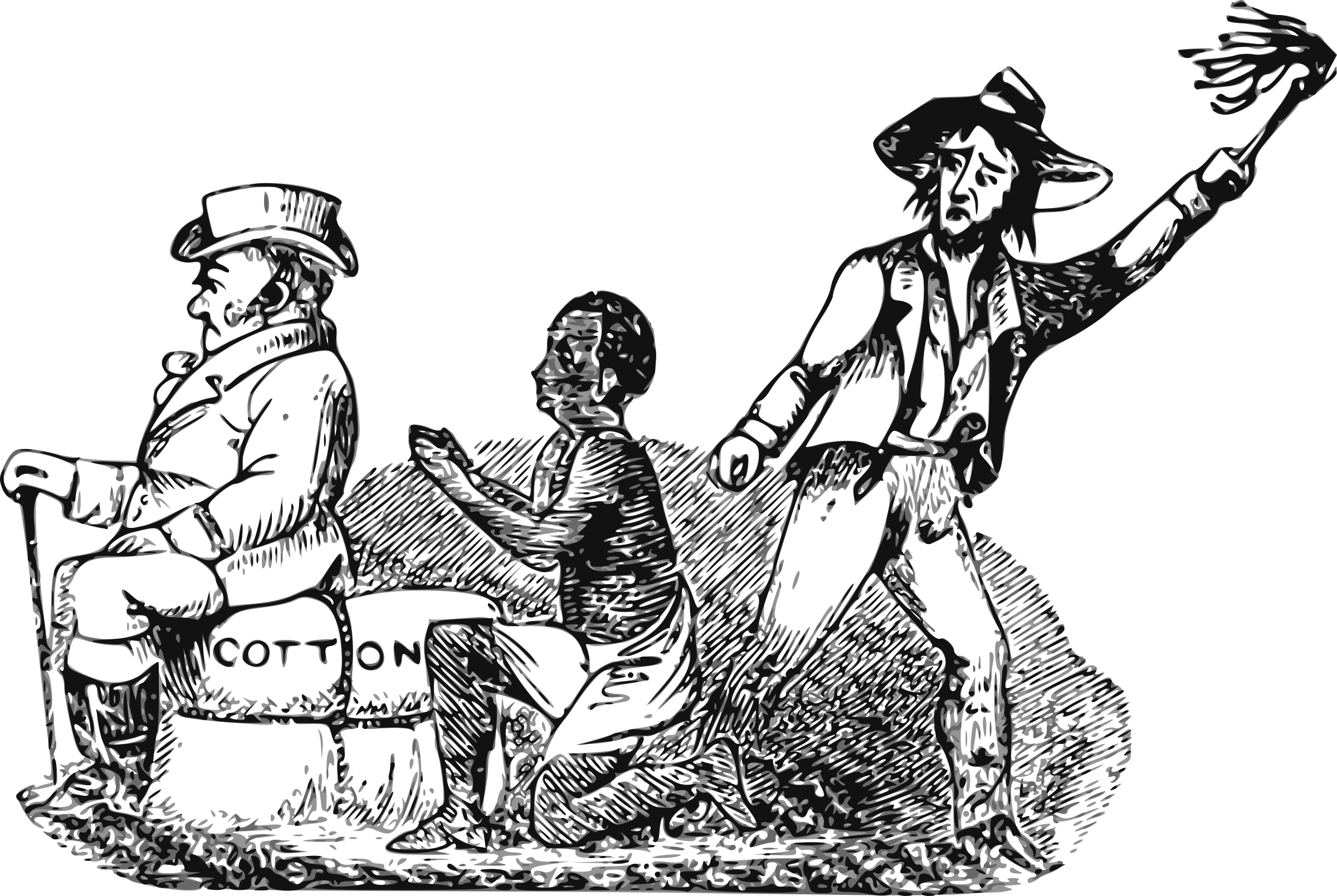 Slave clipart #4, Download drawings