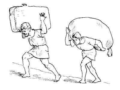 Slave coloring #20, Download drawings