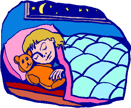 Sleeping clipart #1, Download drawings