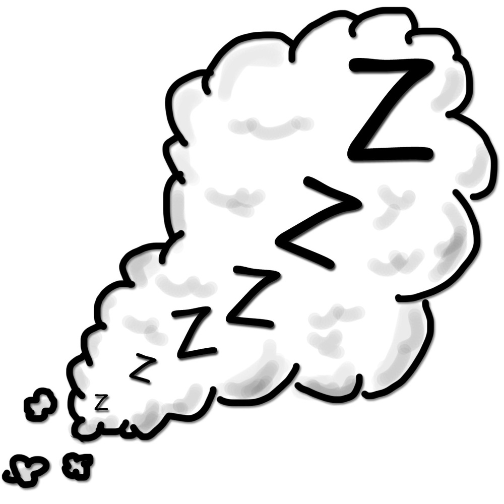 Sleeping clipart #12, Download drawings