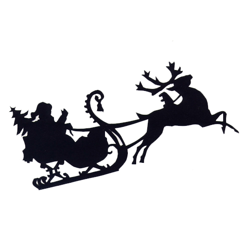 Sleigh svg #17, Download drawings