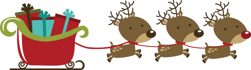 Sleigh svg #3, Download drawings