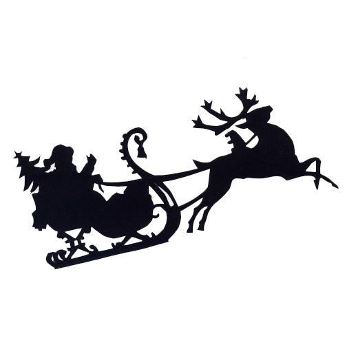 Sleigh svg #503, Download drawings