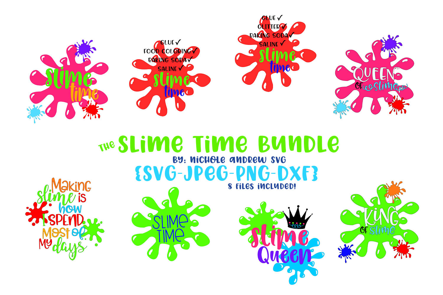 slime svg #747, Download drawings