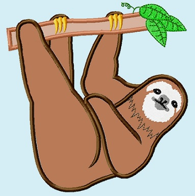 Sloth clipart #9, Download drawings