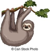 Sloth clipart #16, Download drawings