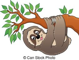 Sloth clipart #5, Download drawings
