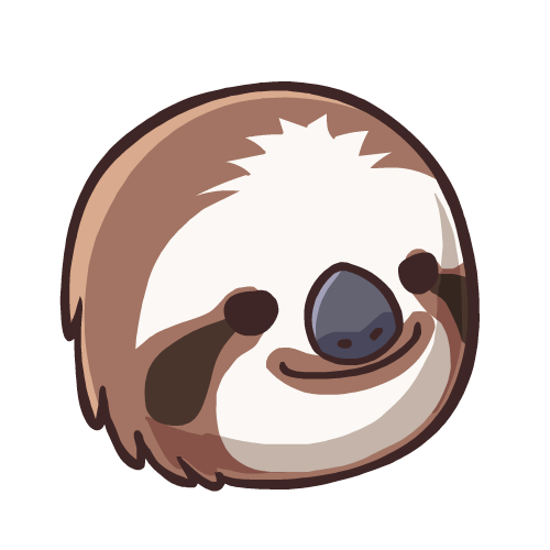 Sloth clipart #6, Download drawings