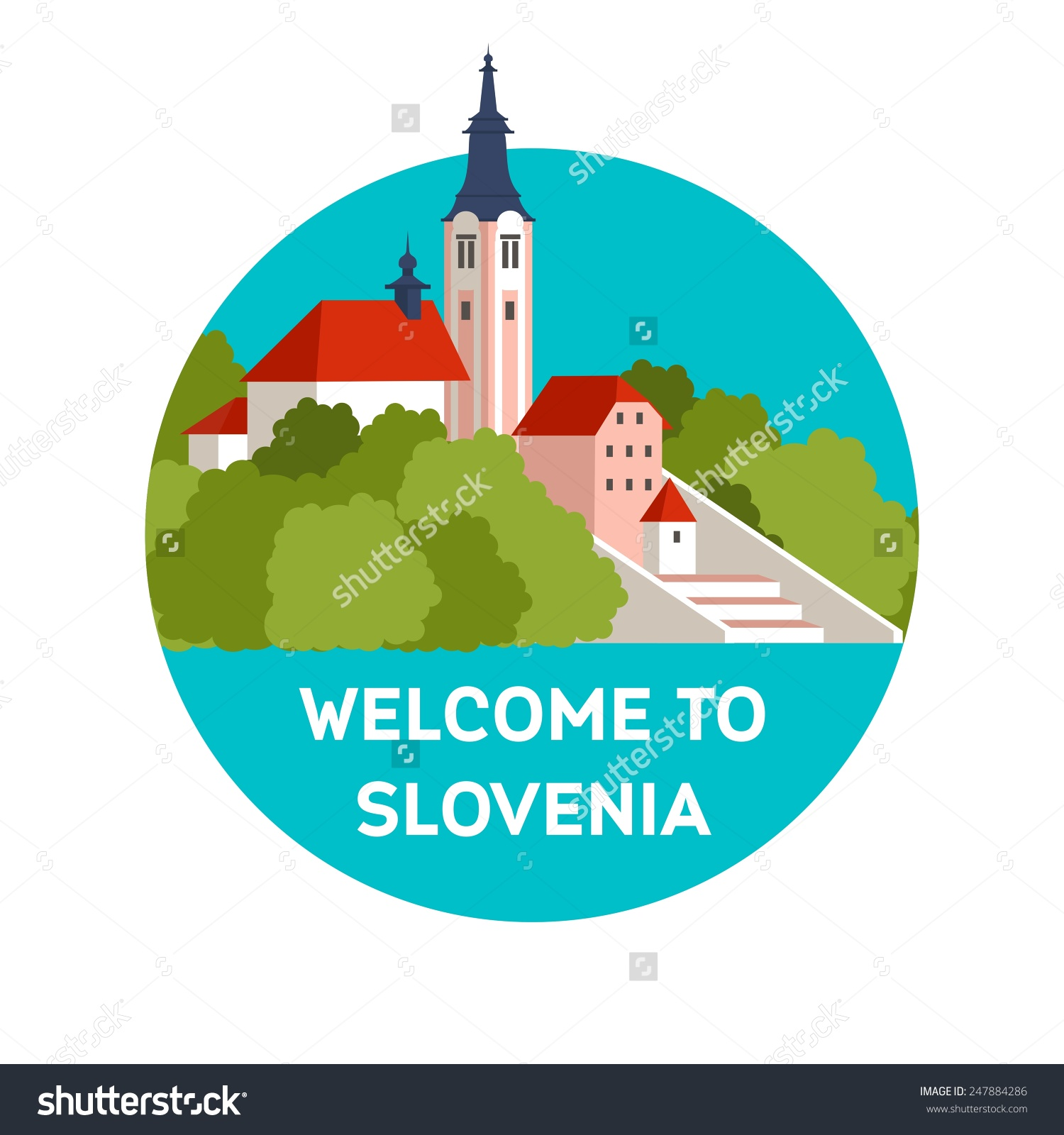 Slovenia clipart #3, Download drawings