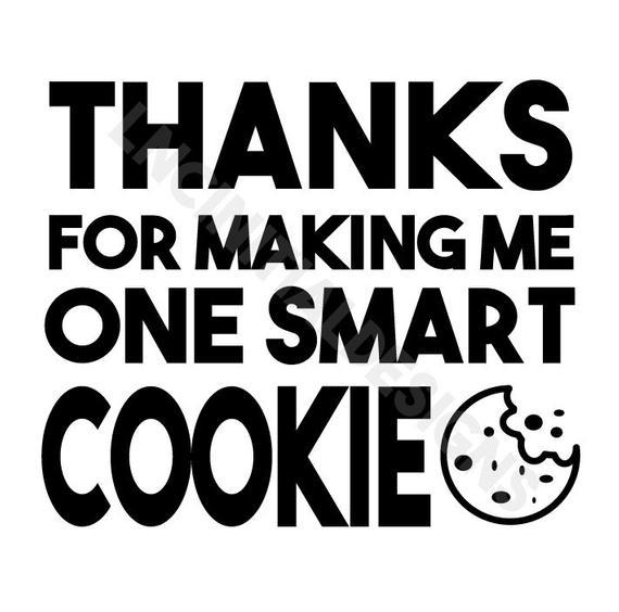 smart cookie svg #80, Download drawings