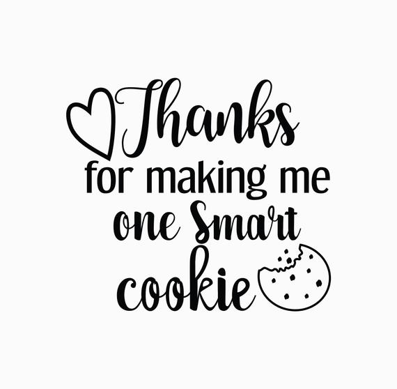 smart cookie svg #86, Download drawings