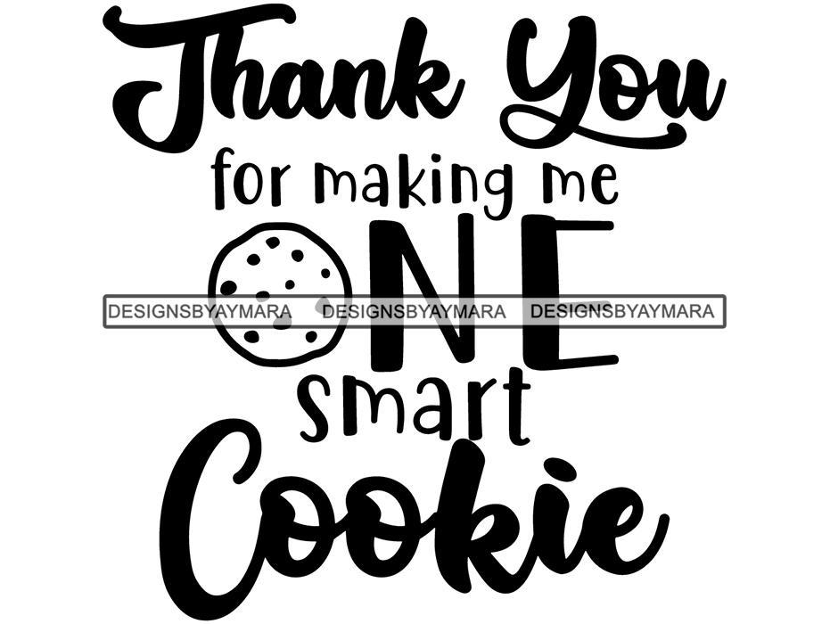 smart cookie svg #82, Download drawings