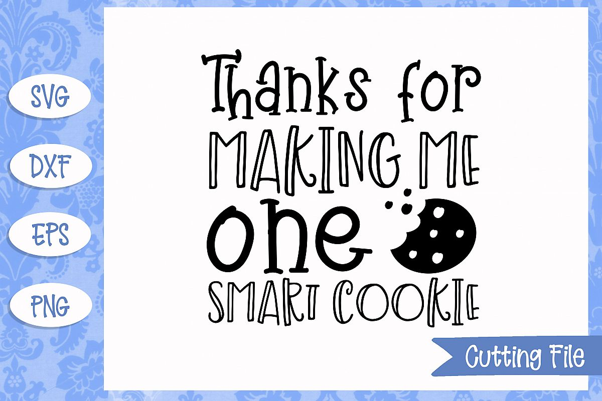 smart cookie svg #76, Download drawings