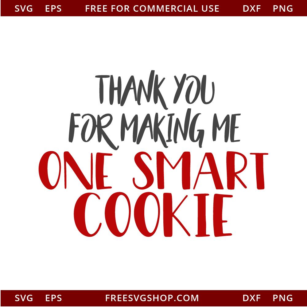 smart cookie svg #71, Download drawings