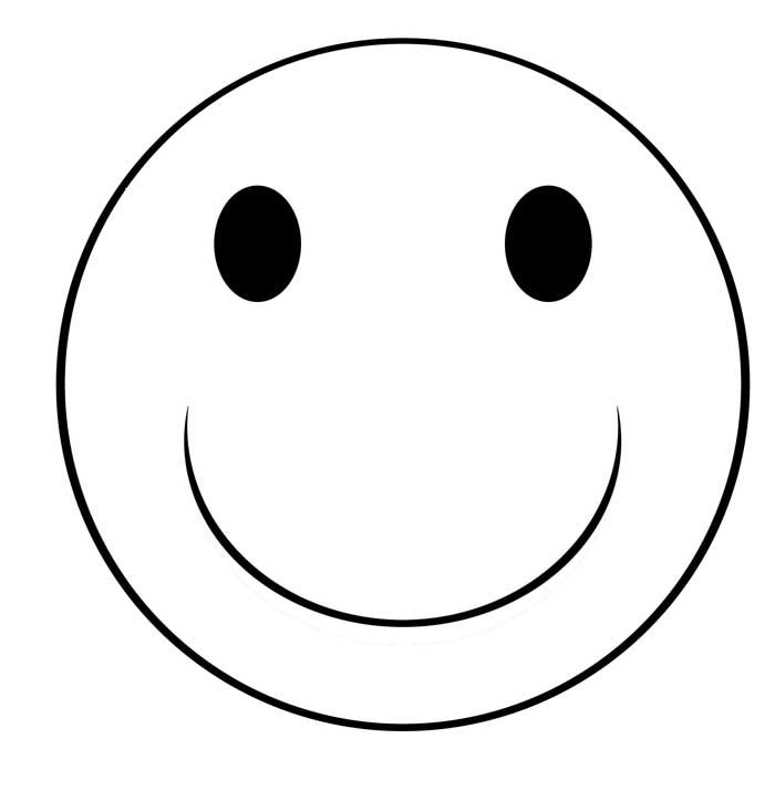 Smile coloring #14, Download drawings
