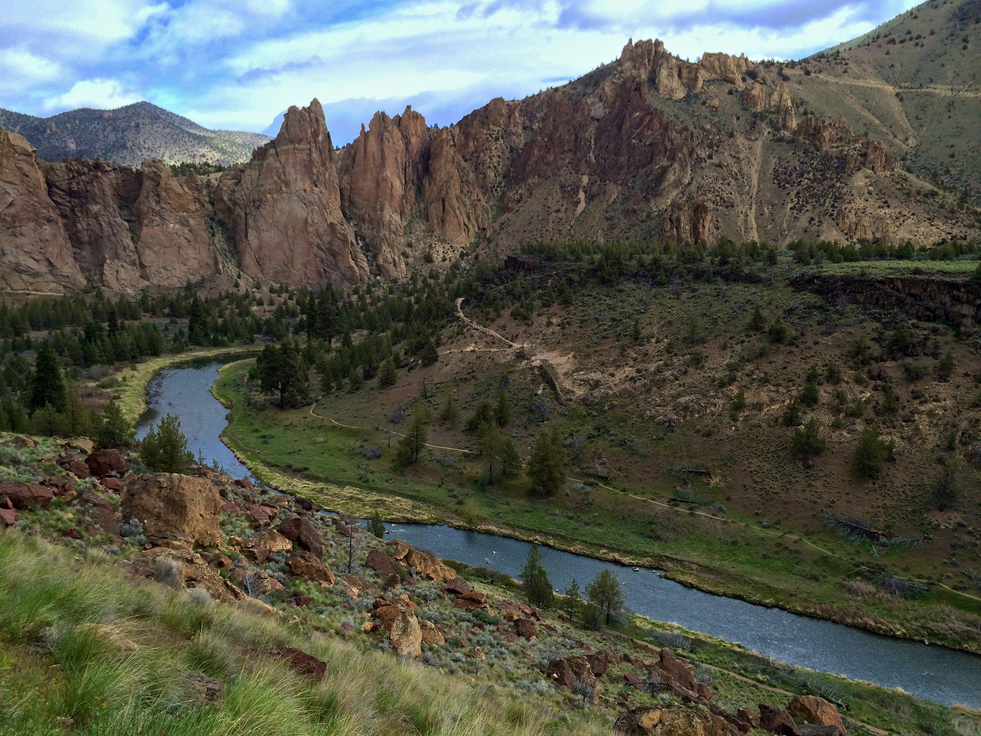 Smith Rock State Park svg #7, Download drawings