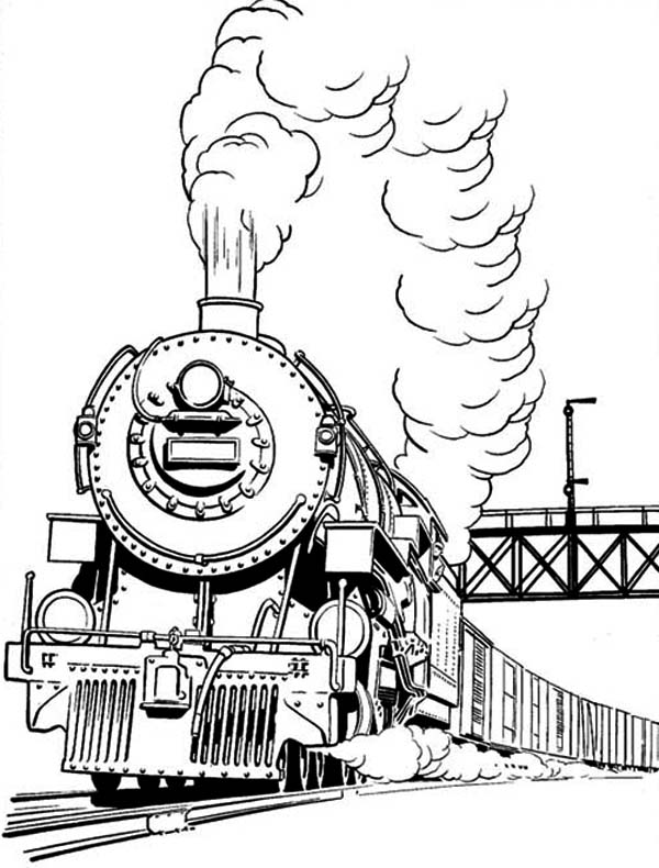donald crews freight train coloring pages | Smoke coloring, Download Smoke coloring for free 2019