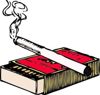 Smoking clipart #9, Download drawings