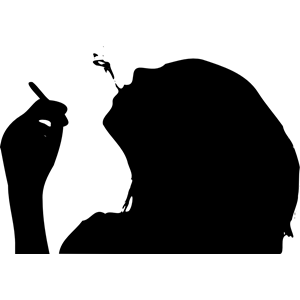 Smoking clipart #1, Download drawings
