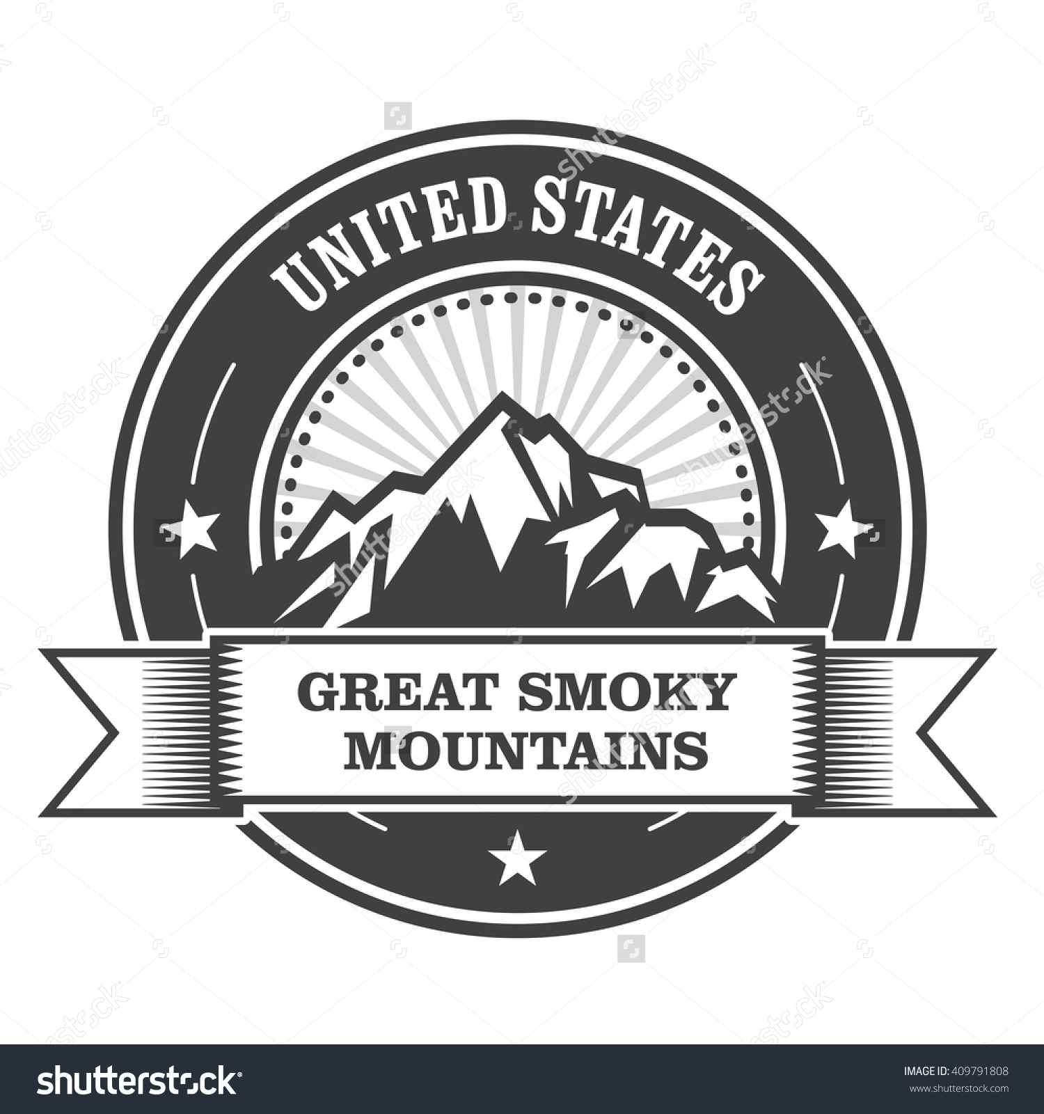 Smoky Mountains clipart #5, Download drawings