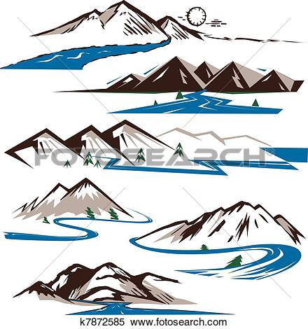 Smoky Mountains clipart #7, Download drawings