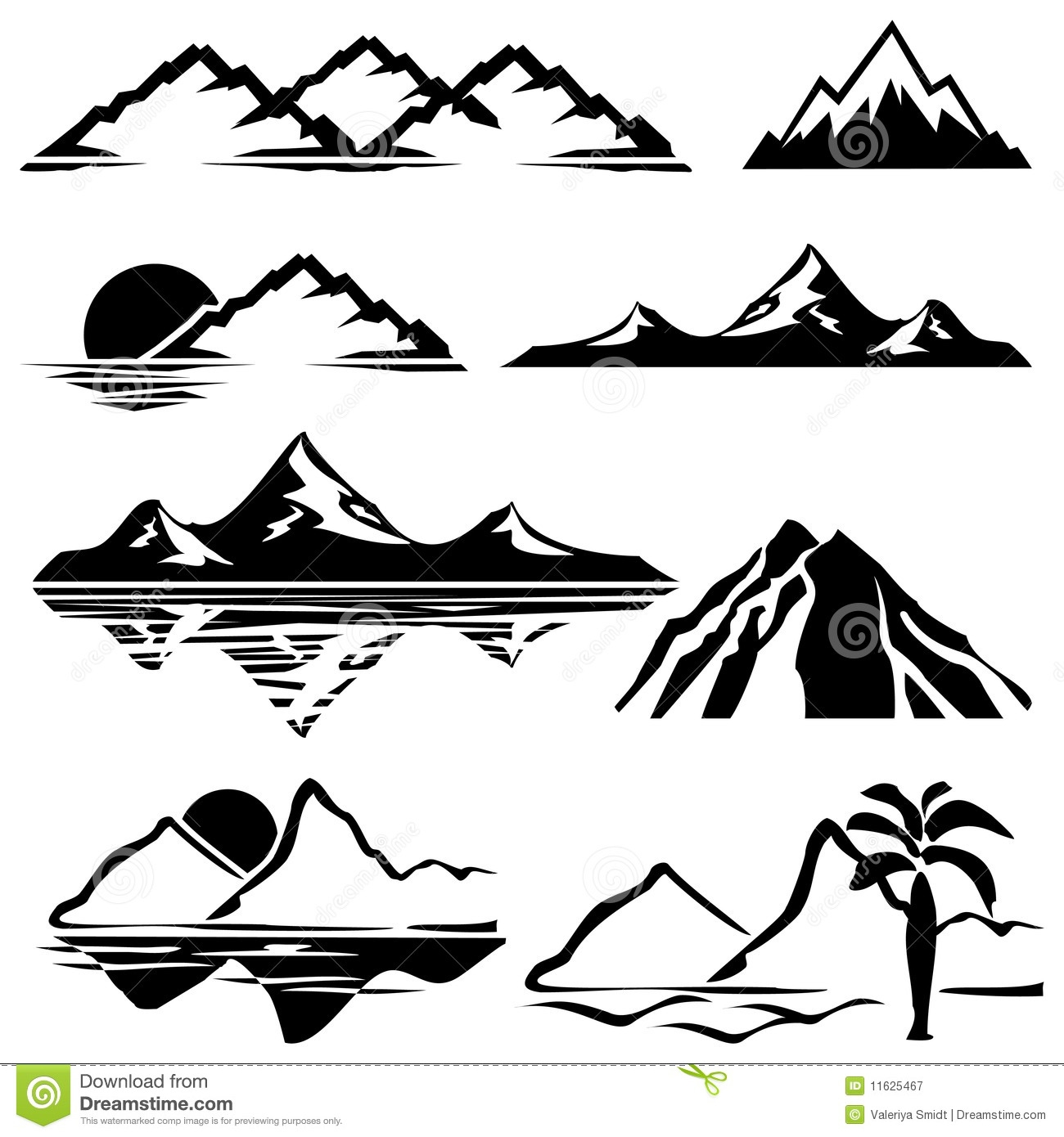 Smoky Mountains clipart #3, Download drawings