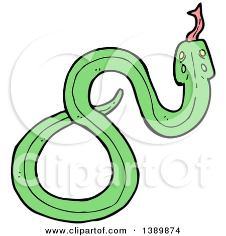 Smooth Green Snake clipart #17, Download drawings