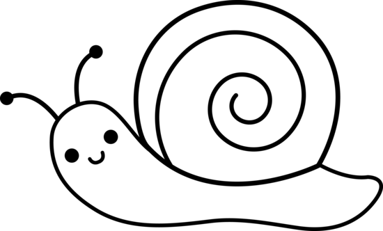 Snail clipart #2, Download drawings