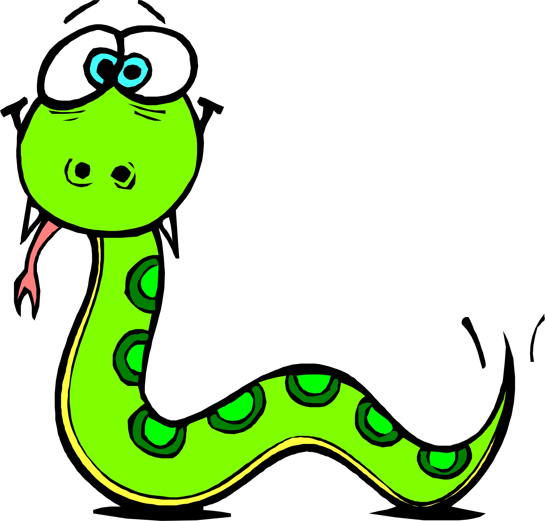 Snake clipart #14, Download drawings