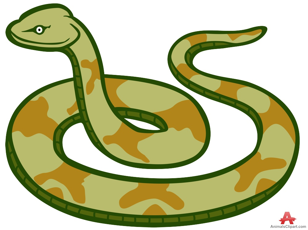 Snake clipart #1, Download drawings