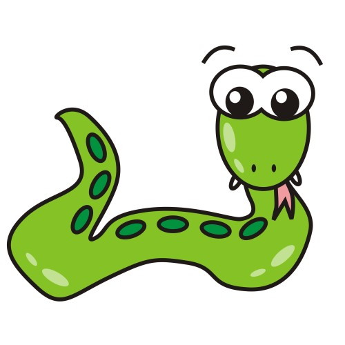 Snake clipart #2, Download drawings