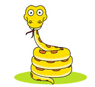 Snake clipart #3, Download drawings