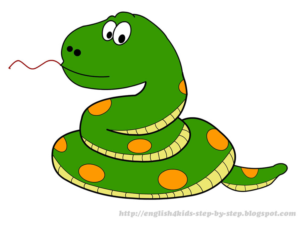 Snake clipart #4, Download drawings
