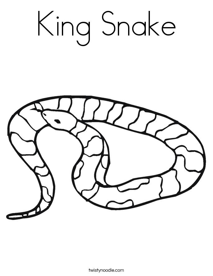 Serpent coloring #16, Download drawings