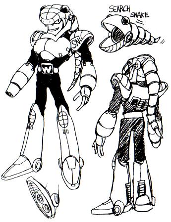 Snakeman coloring #12, Download drawings