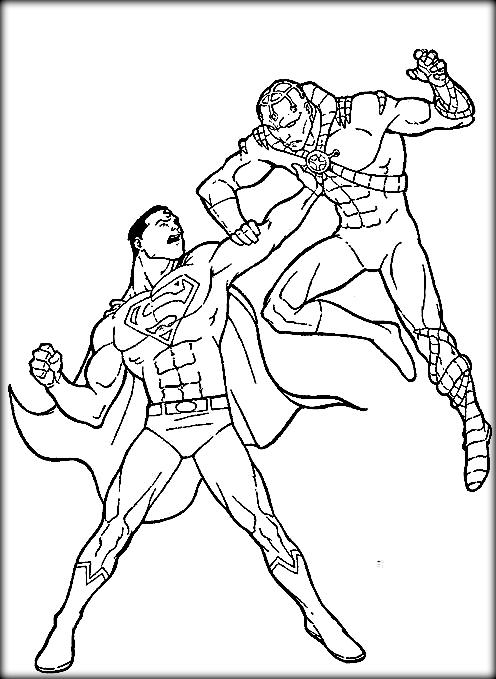 Snakeman coloring #17, Download drawings