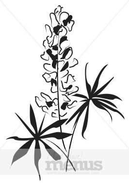 Snapdragon clipart #5, Download drawings