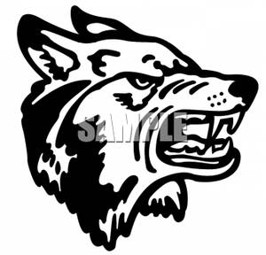Snarl clipart #12, Download drawings