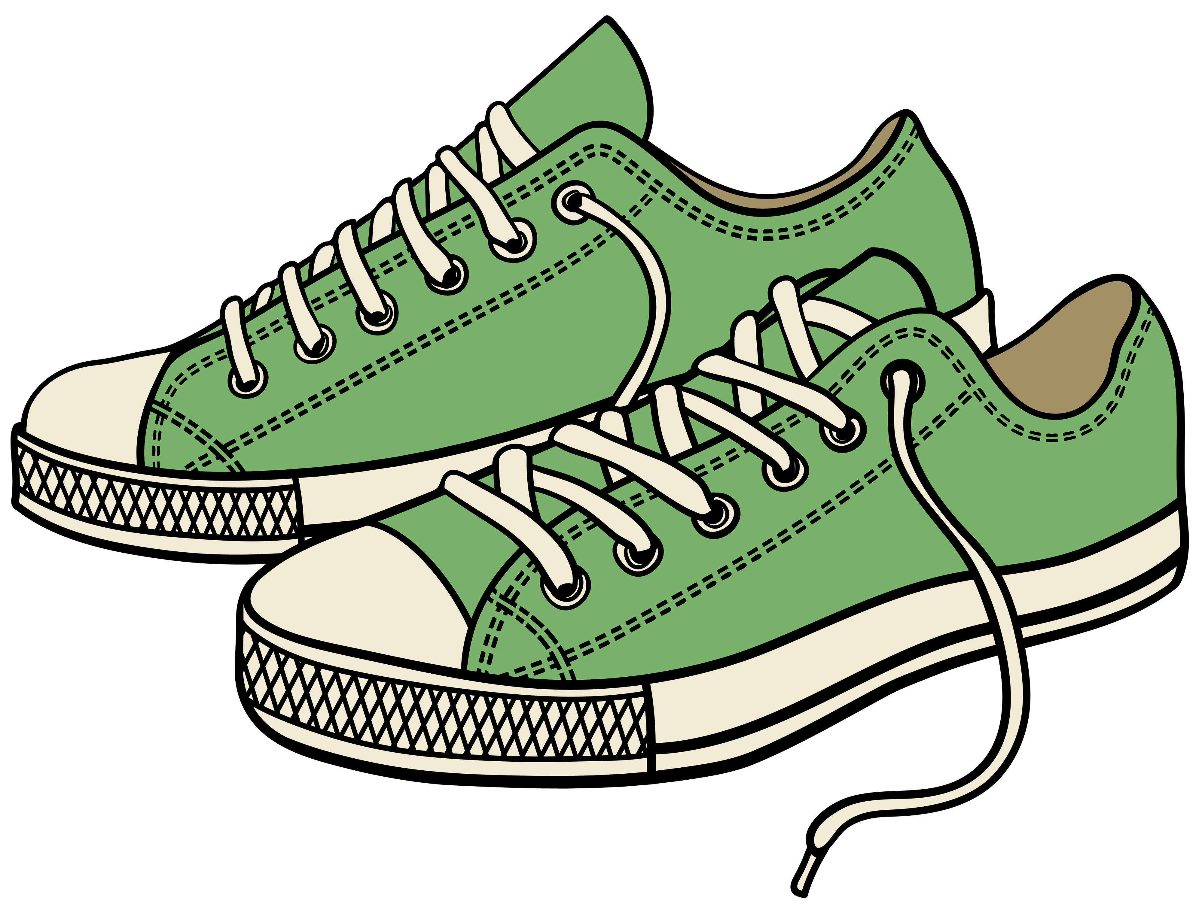 Sneakers clipart #4, Download drawings
