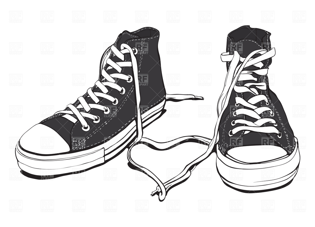 Sneakers clipart #13, Download drawings