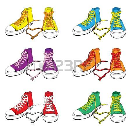 Sneakers clipart #5, Download drawings