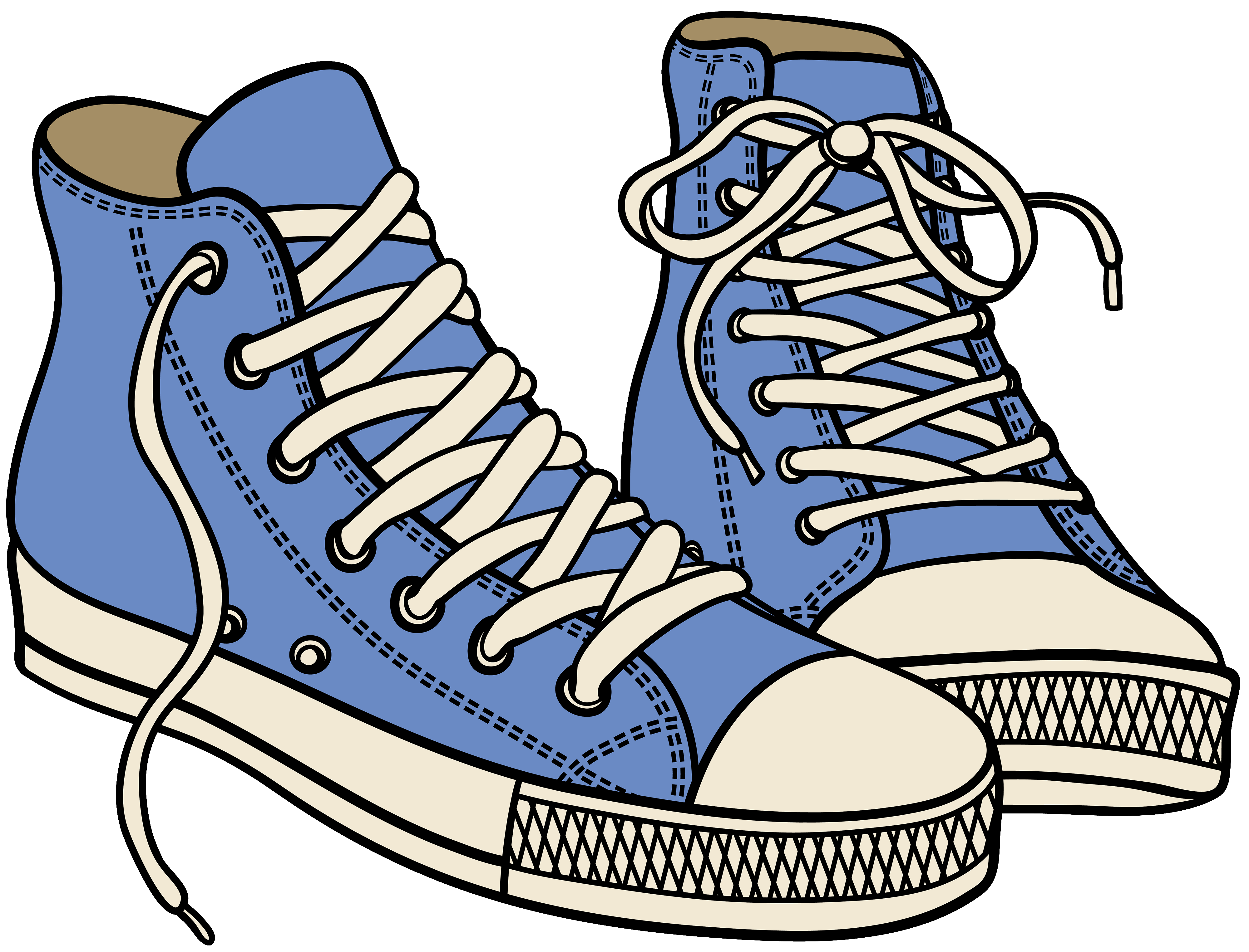 Sneakers clipart #2, Download drawings