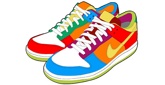 Sneakers clipart #14, Download drawings