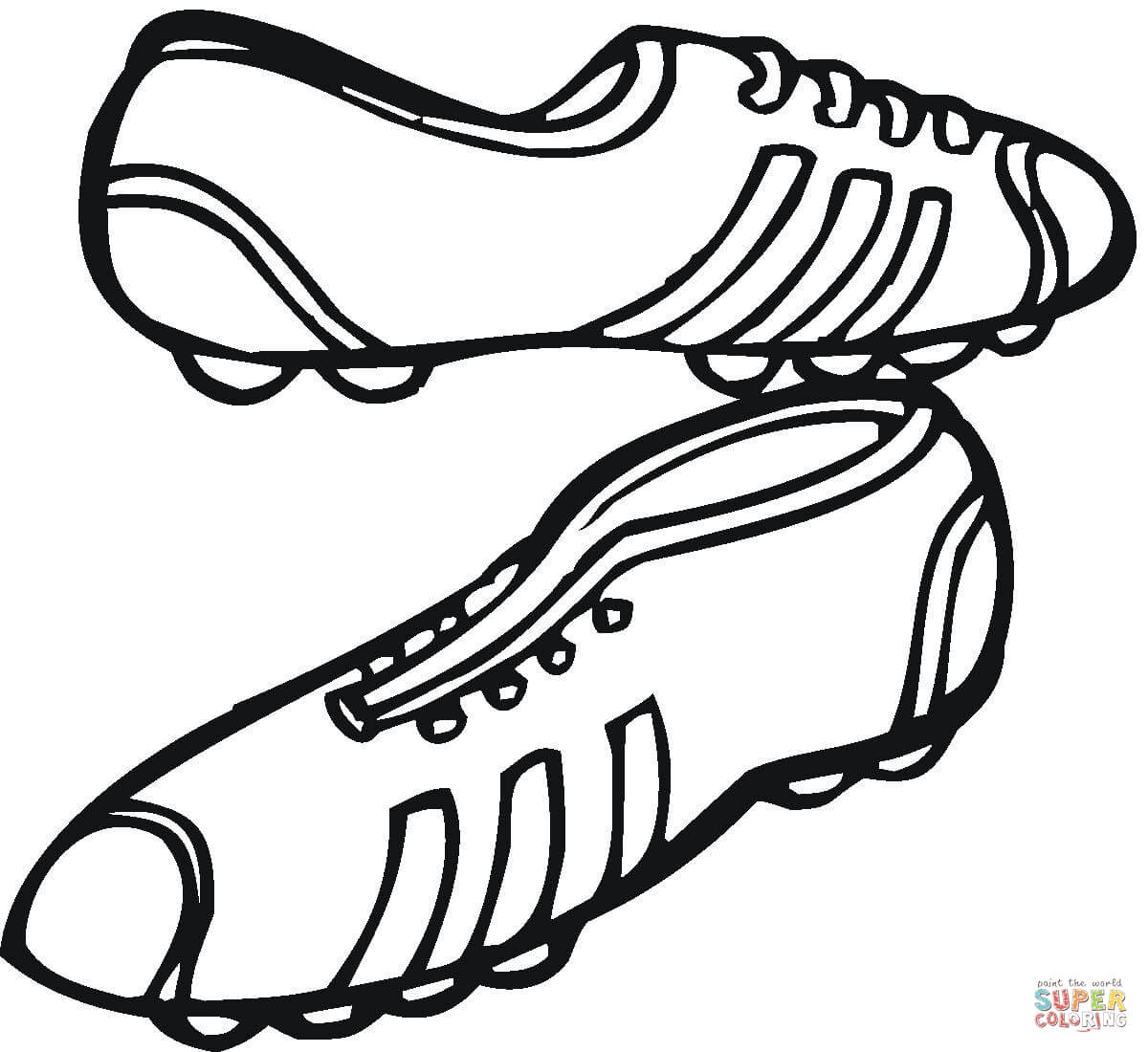Sneakers coloring #11, Download drawings
