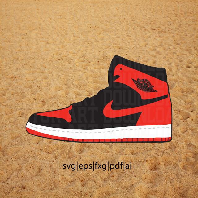 Sneakers svg #11, Download drawings