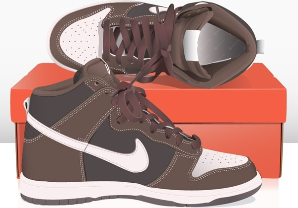Sneakers svg #1, Download drawings